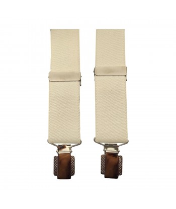 TIRANTES ADULTO BEIGE 30MM