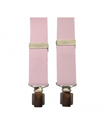 TIRANTES ADULTO ROSA 30MM